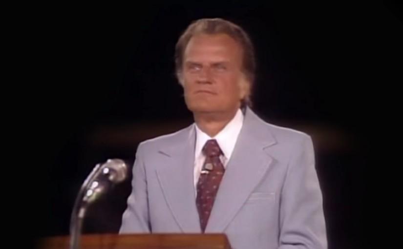 Проповеди Билли Грэма видео