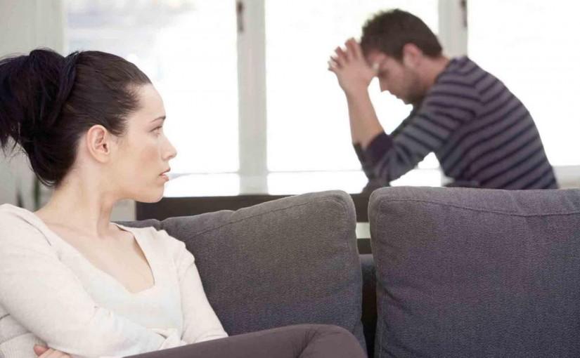 Когда в семье неприятности, виноват ли муж?