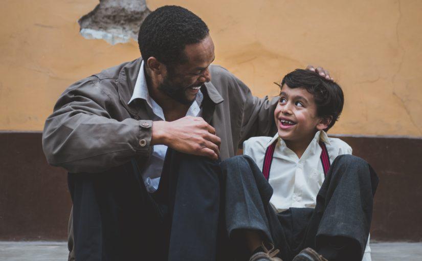 Правильный разговор с сыном