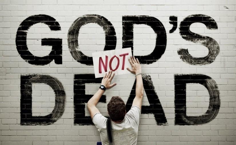 Бог не умер • Смотреть онлайн бесплатно