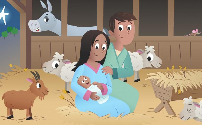 Мария из Назарета • Рассказ для детей