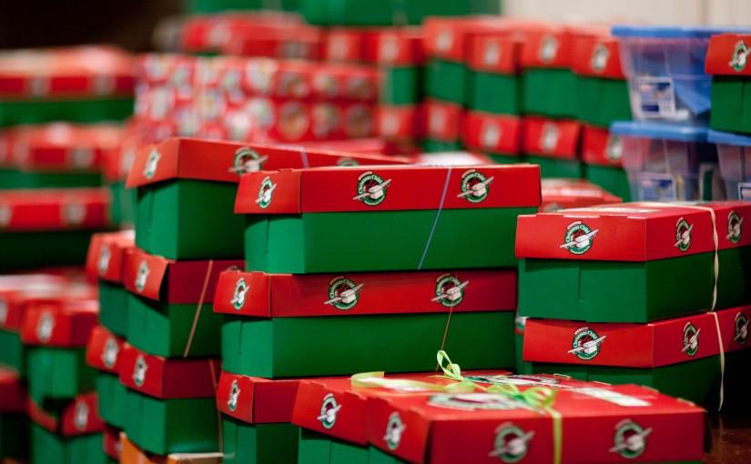 Спустя 14 лет после получения подарка, обувной коробки, девочка-филиппинка вышла замуж за мальчика, который её прислал