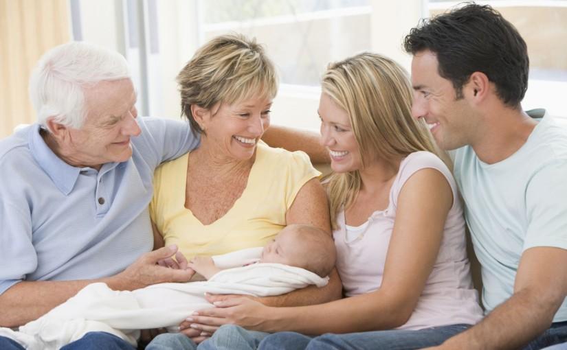 Почтение к родителям