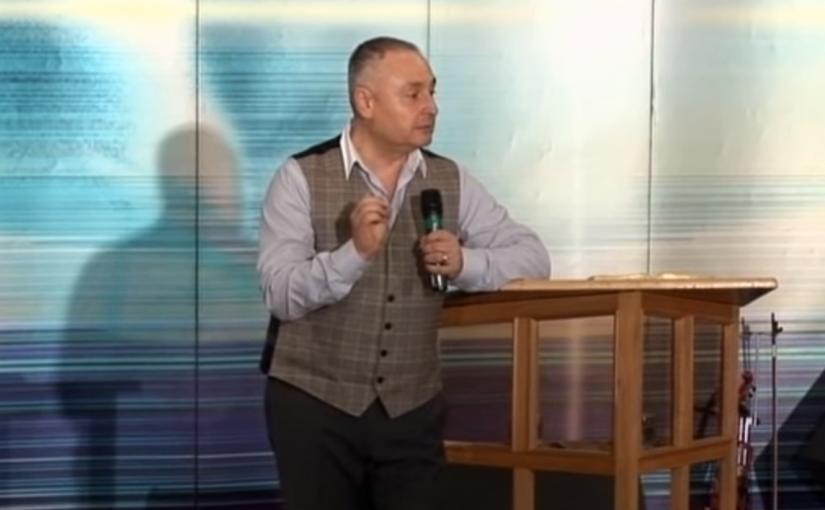 Анонс проповеди Артура Симоняна