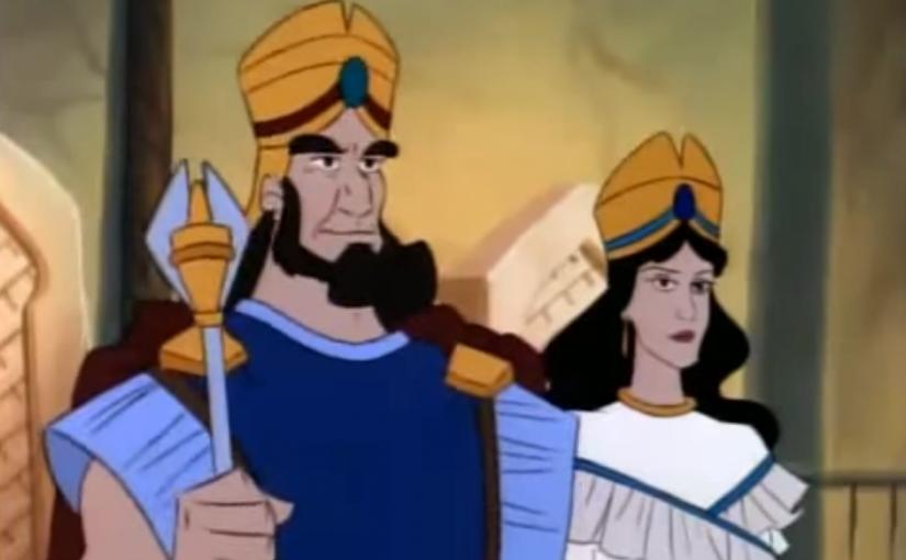 Царица Есфирь • Христианский мультик