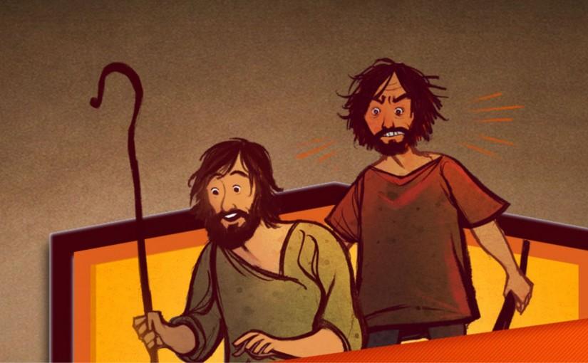 Каин и Авель • Рассказ для детей