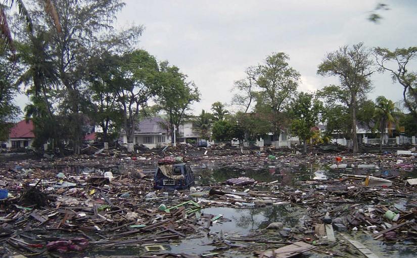 Молитва после цунами