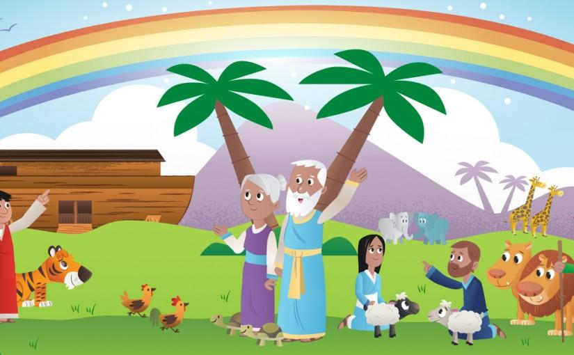 Человек, который поверил Слову Божьему • Рассказ для детей