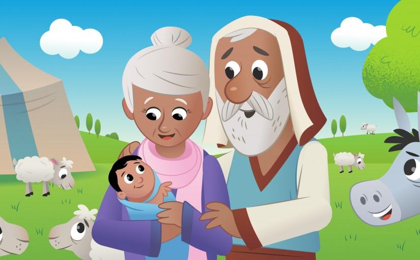 Избранник Божий • Рассказ для детей