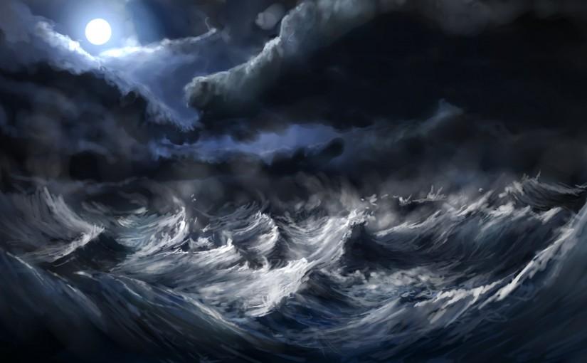 Прославлю Тебя в шторм
