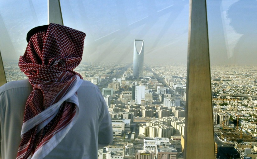 Ученый из Саудовской Аравии принял Христа