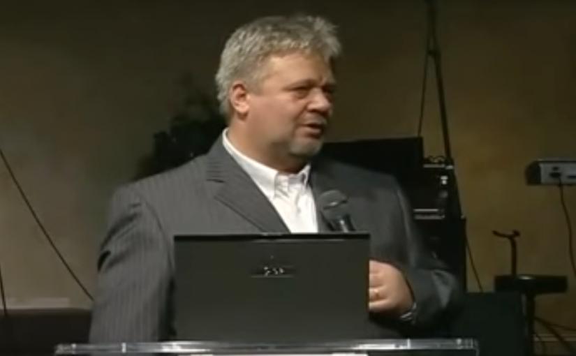 Сергей Винковский Проповеди Пастор