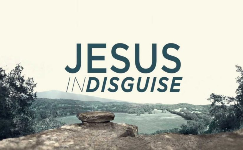 Jesus In Disguise