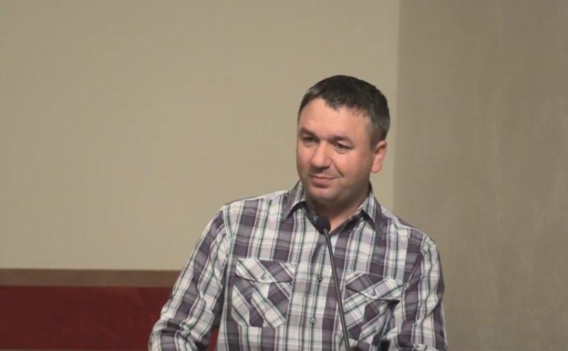 Игорь Азанов Проповеди