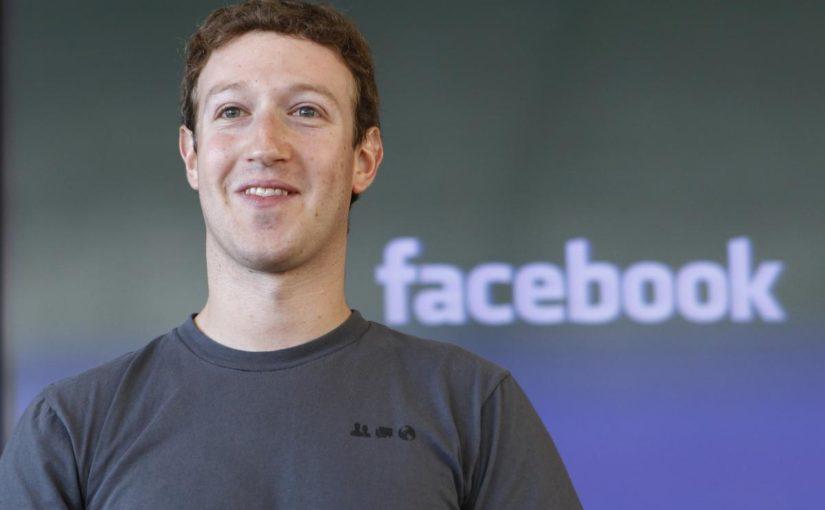 Марк Цукерберг говорил о вере и молитве