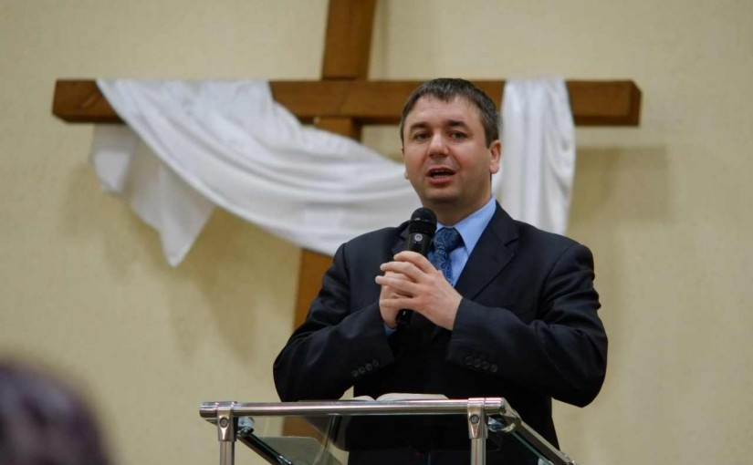 Игорь Азанов Проповедь Богоблог