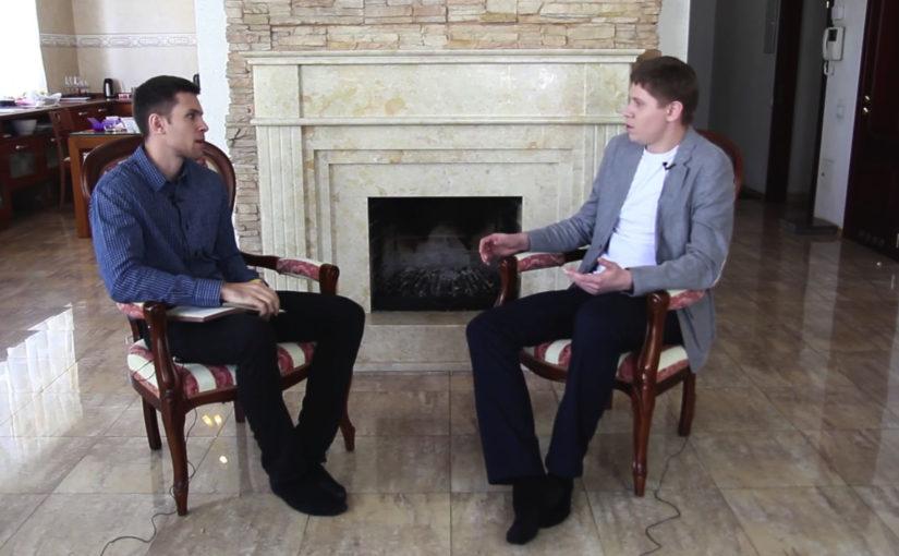 Николай Савчук Разговор Интервью Атеист Верующий Пастор Церкви