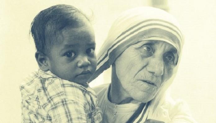 Советы от Матери Терезы по воспитанию детей