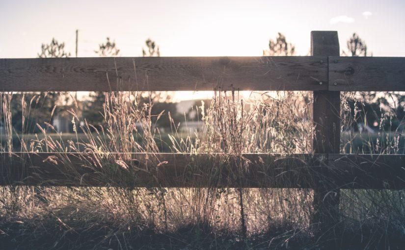 Не нарушай ограду Божью